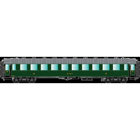 HO42200 - C10yfi 18475, ETAT Ep 2, avec échelle et passerelles
