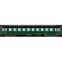 HO 42201 - C10myfi 18443, SNCF OUEST - Paris-Vaugirard, Ep 3A, avec échelle et passerelles