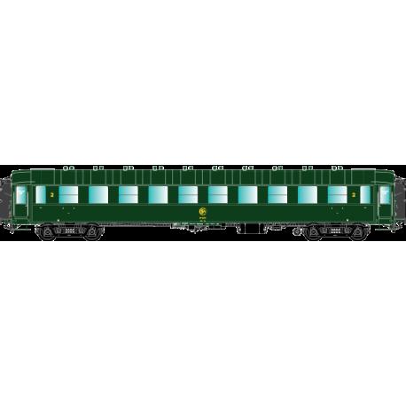HO42203 - O.C.E.M. PL : B10 34711, SNCF OUEST - Paris-Vaugirard, Ep 3C