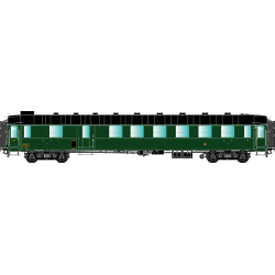 HO42217 - B5Dmyi 30307, SNCF OUEST - Paris-Batignolles, Ep 3A, avec échelle et passerelles