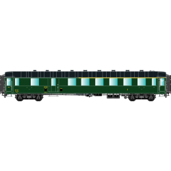 HO42219 - A5Dmyi 3656, SNCF OUEST - Paris-Batignolles, Ep 3A