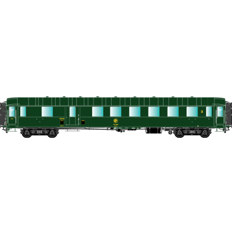 HO42222 - B5D 34090, SNCF OUEST - Sotteville, Ep 3C