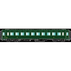 HO42229 - O.C.E.M. PL : B10 34872 (Air pulsé + baies KLEIN), SNCF OUEST - Ep 3c