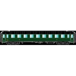 HO42235 - O.C.E.M. PL : B9myfi 5602, SNCF SUD-EST - PARIS-LAVAGE, Ep 3A, avec échelle et passerelles