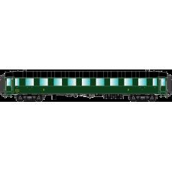 HO42243 - O.C.E.M. PL : B9myfi 45004, SNCF SUD-OUEST, PARIS-MASSENA, Ep 3B,