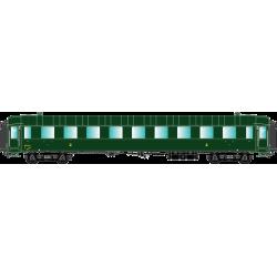 HO42244 - O.C.E.M. PL : B9 45011, SNCF SUD-OUEST, TOULOUSE, Ep 3C