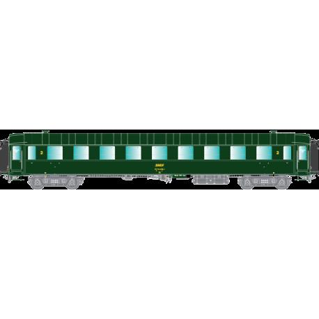 HO42245 - O.C.E.M. PL : B9 50 87 29-47 618-6, SNCF SUD-OUEST, TOULOUSE, Ep 4