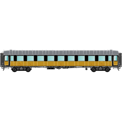 HO42259 - O.C.E.M. RA : B9yfi 5519 PLM, Ep 2, avec échelle et passerelles