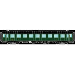 HO42263 - O.C.E.M. RA : B9myfi 50526, SNCF SUD-EST - Paris-Lavage, modernisée, bouts renforcés, air pulsé, Ep 3A
