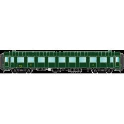 HO42264 - O.C.E.M. RA : B9myfi 55259 modernisée, bouts renforcés, air pulsé, SNCF SUD-EST - Paris-Conflans, Ep 3B