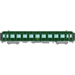 HO42265 - O.C.E.M. RA : B9 51 87 29-40 012-8 modernisée, bouts renforcés, air pulsé, SNCF SUD-EST- Marseille, Ep 4
