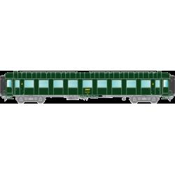 HO42267 - O.C.E.M. RA : B9 51 87 29-40 127-7 modernisée, bouts renforcés, SNCF SUD-EST - Dijon, Ep 4