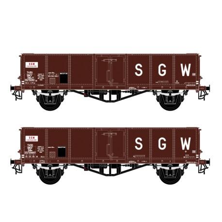 "HOP 43006C - Tomberaux ""ex Villach"" SGW"