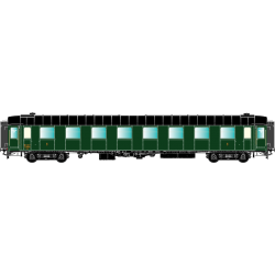 HO42291 - O.C.E.M. RA : A8myfi 5260, SNCF SUD-EST - Paris-Lavage, Ep 3A