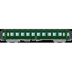 HO42284- O.C.E.M. PL : B10 50 87 20-44 050-2, SNCF OUEST - Sotteville, Ep 4. Baies KLEIN