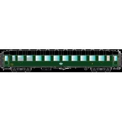 HO42257 - O.C.E.M. PL : C4smyfi 10956, SNCF OUEST, Ep 3A, avec échelle et passerelles