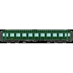 HO42270 - O.C.E.M. RA : B9myfi 33646, modernisée, bouts renforcés, SNCF OUEST, Montrouge, Ep 3B