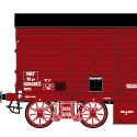 "Wagons de secours ""TP"" (HO)"